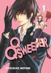 Okładka książki QQ Sweeper #1 Motomi Kyousuke
