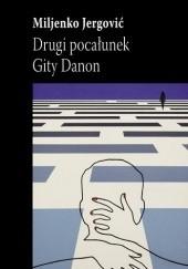 Okładka książki Drugi pocałunek Gity Danon Miljenko Jergović