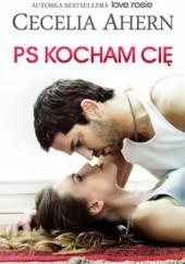 Okładka książki PS Kocham Cię Cecelia Ahern