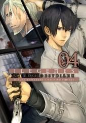 Okładka książki Ilegenes. Ścieżki obsydianu #4 Mizuna Kuwabara,Kachiru Ishizue