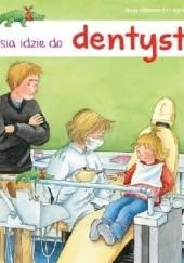 Okładka książki Zosia idzie do dentysty Susa Hämmerle