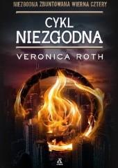 Okładka książki Cykl Niezgodna Veronica Roth