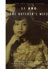 Okładka książki The Butchers Wife Li Ang