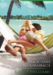 Okładka książki Zakochani na Karaibach Cathy Williams