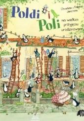 Okładka książki Poldi i Poli na wielkim przyjęciu Christian Jeremies