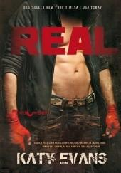 Okładka książki Real Katy Evans
