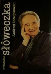 Okładka książki Słóweczka Andrzej Szczepkowski
