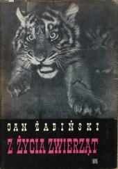 Okładka książki Z życia zwierząt. Tom III Jan Żabiński