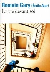 Okładka książki La Vie devant soi Romain Gary