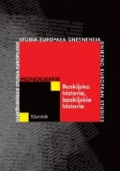 Okładka książki Baskijska historia, baskijskie historie