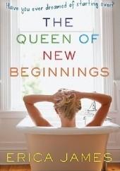 Okładka książki The Queen of New Beginnings Erica James