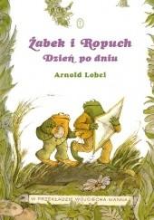 Okładka książki Żabek i Ropuch. Dzień po dniu Arnold Lobel
