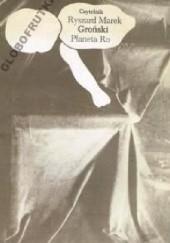 Okładka książki Planeta Ro Ryszard Marek Groński