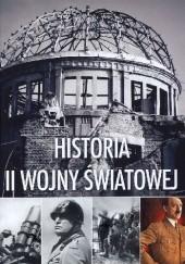 Okładka książki Historia II wojny światowej Roman Marcinek,Jakub Polit,Dariusz Grzybek
