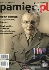Okładka książki pamięć.pl nr 1 (46) /2016 Instytut Pamięci Narodowej (IPN)