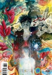 Okładka książki The Sandman: Overture #6 Neil Gaiman,Dave McKean,J. H. Williams III