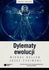 Okładka książki Dylematy ewolucji Józef Życiński,Michał Heller