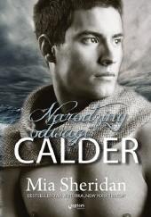 Okładka książki Calder. Narodziny odwagi Mia Sheridan