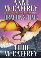 Okładka książki Dragons Time Anne McCaffrey,Todd McCaffrey
