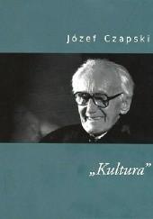 Okładka książki Kultura Józef Czapski