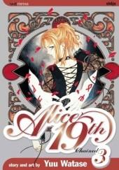 Okładka książki Alice 19th, Vol. 3: Chained Yū Watase
