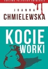 Okładka książki Kocie worki Joanna Chmielewska
