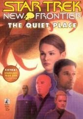 Okładka książki The Quiet Place Peter David