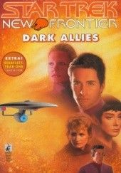 Okładka książki Dark Allies Peter David