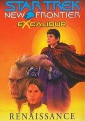 Okładka książki Renaissance: Excalibur #2 Peter David