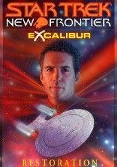 Okładka książki Restoration: Excalibur #3 Peter David
