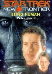 Okładka książki Being Human Peter David
