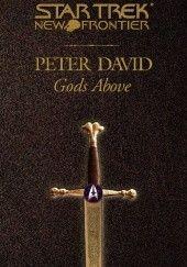 Okładka książki Gods Above Peter David