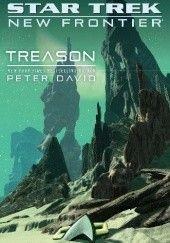 Okładka książki Treason Peter David