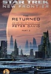 Okładka książki The Returned, Part III Peter David