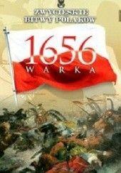 Okładka książki 1656 Warka Mirosław Nagielski