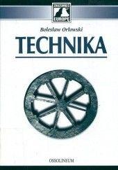 Okładka książki Technika Bolesław Orłowski