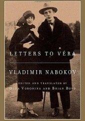Okładka książki Letters to Véra Vladimir Nabokov