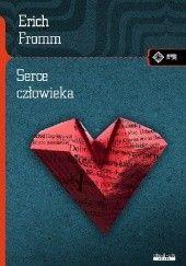 Okładka książki Serce człowieka Erich Fromm
