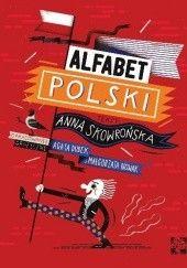 Okładka książki Alfabet polski Anna Skowrońska