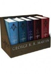 Okładka książki A Song of Ice and Fire George R.R. Martin