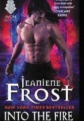 Okładka książki Into The Fire Jeaniene Frost