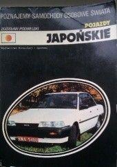 Okładka książki Pojazdy japońskie Zdzisław Podbielski