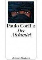 Okładka książki Der Alchimist Paulo Coelho