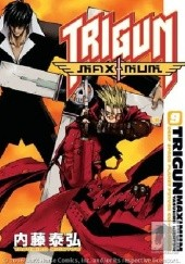 Okładka książki Trigun Maximum Volume 9: LR Yasuhiro Nightow