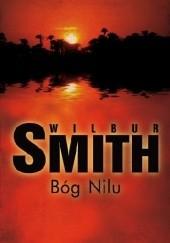 Okładka książki Bóg Nilu Wilbur Smith