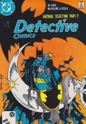 Okładka książki Batman: Year Two #2 Mike W. Barr