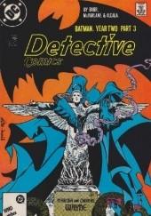 Okładka książki Batman: Year Two #3 Mike W. Barr