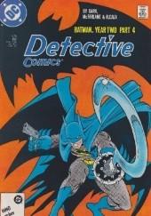 Okładka książki Batman: Year Two #4 Mike W. Barr