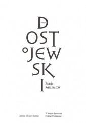 Okładka książki Bracia Karamazow Fiodor Dostojewski
