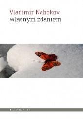 Okładka książki Własnym zdaniem Vladimir Nabokov